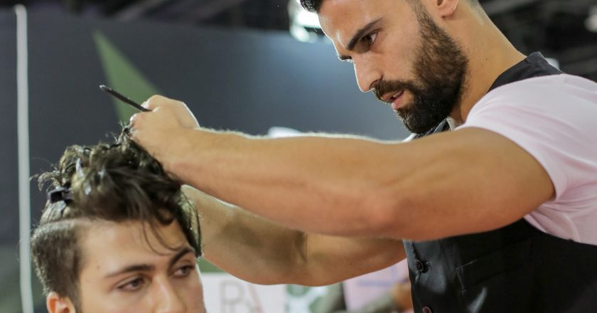 The Hair Dressers of Middle East