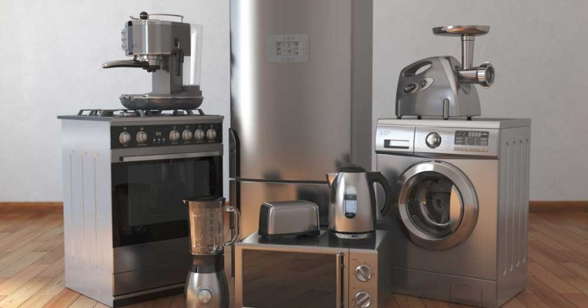 What does appliance warranty cover?
